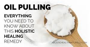 Oil Pulling Photos