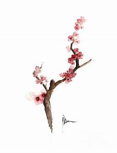 74 best 2342 mapleton ideas images on pinterest for Best brand of paint for kitchen cabinets with cherry blossom canvas wall art