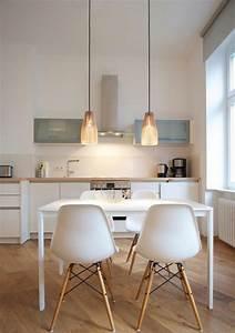 Cuisine Moderne En Bois : la cuisine blanche et bois en 102 photos inspirantes ~ Preciouscoupons.com Idées de Décoration