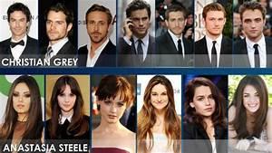 BRABBU Introduces You Fifty Shades of Grey Cast