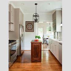 Beautiful Kitchen  Skinny Kitchen Islands With  Home