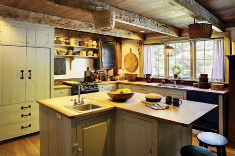 how to decorate your kitchen island farmhouse kitchens balance rustic style with modern function