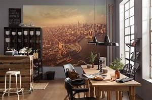 Fototapete Für Küche : fototapete manhattan von komar ~ Markanthonyermac.com Haus und Dekorationen