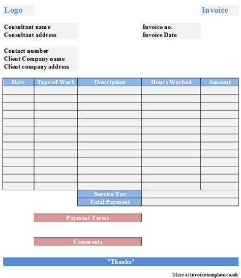 Consultant Invoice Template Word Uk by 35 Consultant Invoice Template Uk Free Invoice Template