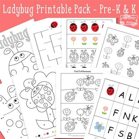 ladybug printables for itsy bitsy 651 | 504956196