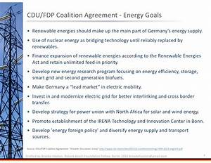 German National Energy Concept 2010