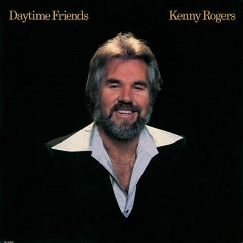 album review kenny rogers daytime friends  kind  country