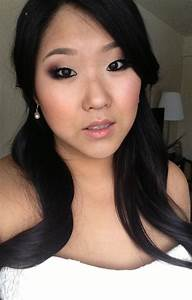 Bridal Makeup for Asians/Monolids Sexy Style! - YouTube