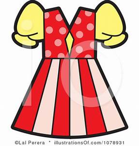 Red Dress Clipart | Clipart Panda - Free Clipart Images