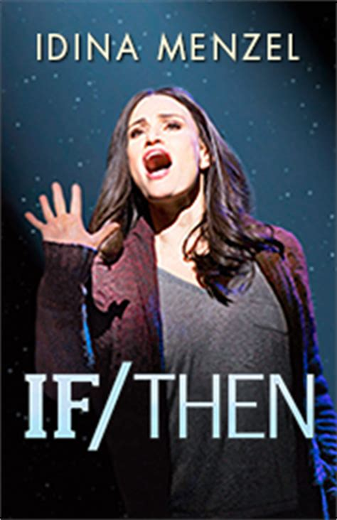 if then reviews broadway richard rodgers theatre new
