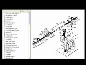 Kubota B6200 B6200 D Tractor Operation Parts Manuals For Sale