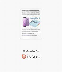 Download Galaxy S9 Manual Pdf And Instructions Guide For