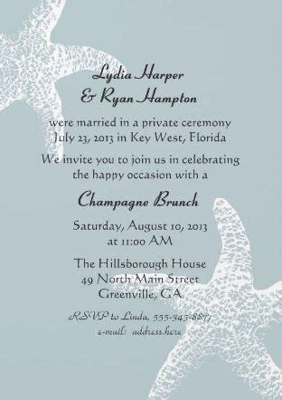 simple wedding reception invitation wording reception