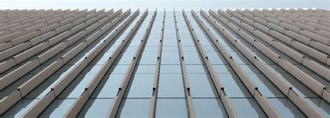 Transparente Solarpaneele Fuer Glasfassaden by Transparent Und Intelligent Geformter Beton Veredelt