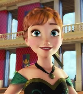 mine disney edit anna frozen Princess Anna for the first ...