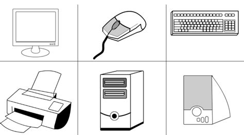parts computer coloring book free coloring pages parts