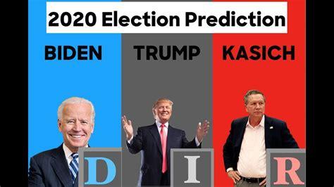 biden trump vs joe election donald kasich john prediction