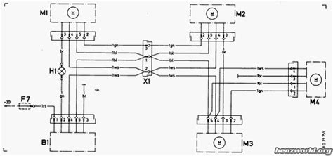 Vito Central Locking Wiring Diagram by Defa Car Alarm And Central Locking System In 460