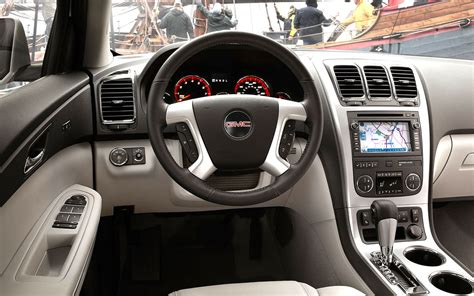gmc acadia   wallpapers full size crossover suv