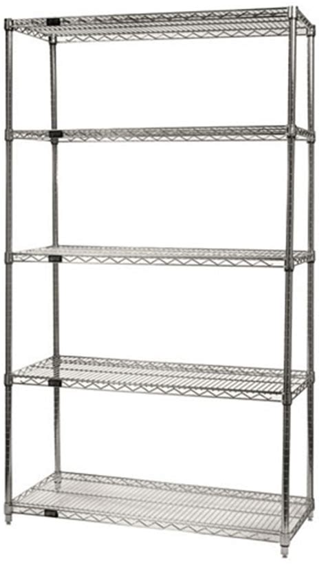Regal Chrom by Chrome Wire Shelving System Chrome Wire Shelf Open