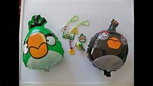 8 Surprise Egg Unboxing  Angry Birds Toys Nestle Surprise