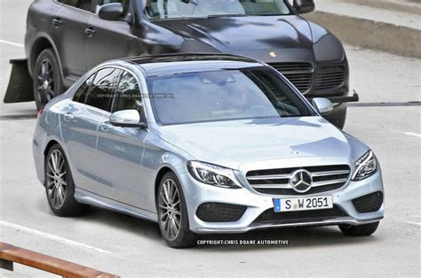 Gambar Mobil Gambar Mobilmercedes C Class Sedan by Mercedes C Class 2015 Wujud Asli Generasi Terbaru