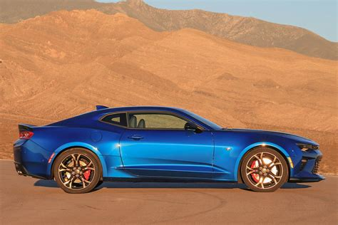 2017 Chevrolet Camaro 1le First Drive Impressions