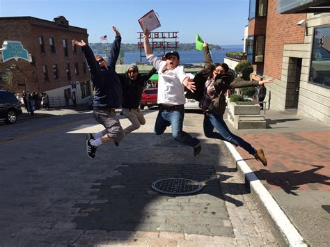 Carefree Boat Club Seattle Reviews by Pike Place Market Watson Adventures Scavenger Hunts In