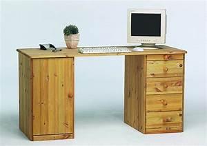 Pc Tisch Groß : computertisch jugend schreibtisch pc tisch gro holz ~ Lizthompson.info Haus und Dekorationen