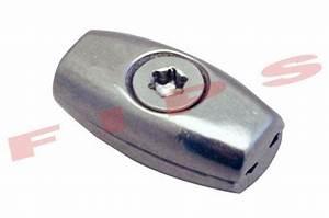 Cable Chauffant Pour Serre : serre c ble olive en inox 316 diam tre 2 6 mm ~ Premium-room.com Idées de Décoration
