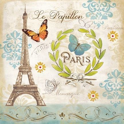le papillon paris  fine art print  cynthia coulter