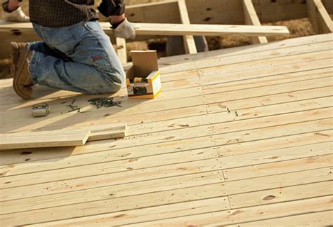C Kitchen Ideas - steps to repair deck and joists at the home depot
