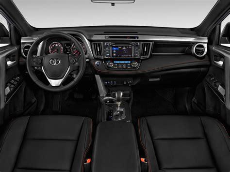 2017 Toyota Rav4 Se Fwd (natl) Dashboard, Size