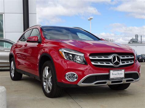 Request a dealer quote or view used cars at msn autos. New 2018 Mercedes-Benz GLA GLA 250 SUV in Sycamore #M18-3 ...