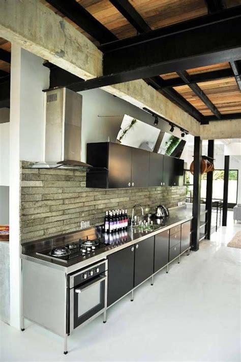 industrieel met ikea udden keuken industrial interiors