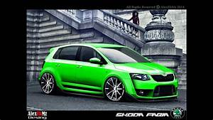 Skoda Fabia 2 Tuning : virtual tuning koda fabia 82 youtube ~ Kayakingforconservation.com Haus und Dekorationen