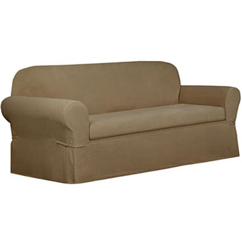 jcpenney slipcover sectional sofa maytex smart cover stretch torre 2 pc sofa slipcover