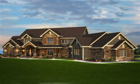Rustic Luxury Home Plans Rustic Mountain Lodge House Plans