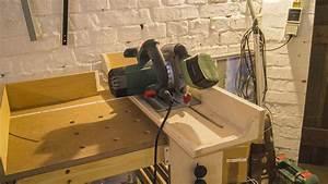 Werkstatt Selber Bauen : f hrungsschiene f r handkreiss ge bauanleitung zum selber bauen projekte s gen werkstatt ~ Orissabook.com Haus und Dekorationen