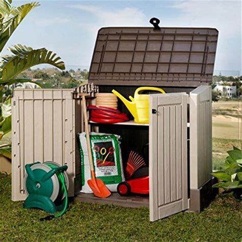 keter woodland high storage shed 17 best ideas about plastic sheds on