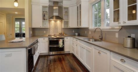 what to do with kitchen cabinets contemporary kitchen with pentalquartz merillat 2155