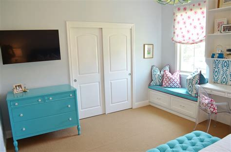 Teen Room Makeover Archives  Heather Scott Home & Design