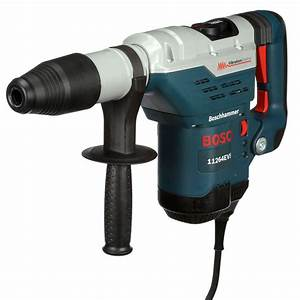 Bosch 13 Amp Corded 1-5/8 in. SDS-max Variable Speed ...
