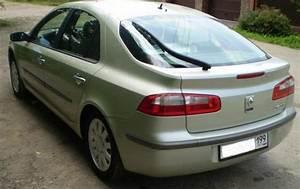 2003 Renault Laguna Pictures