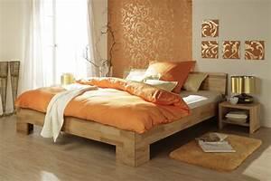 Lit Bois Massif Design : lit vente de lit rond en bois moderne contemporain design tiroirs en metal et fer forg ~ Teatrodelosmanantiales.com Idées de Décoration