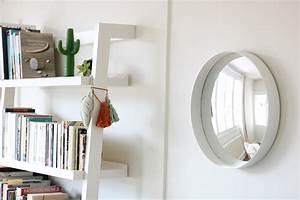 Miroir Verriere Pas Cher : diy miroir rond design pas cher blog diy mode lyon artlex ~ Teatrodelosmanantiales.com Idées de Décoration