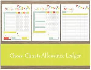 Allowance Chore Chart Chore Chart Kids Chore Chart Printable Chore