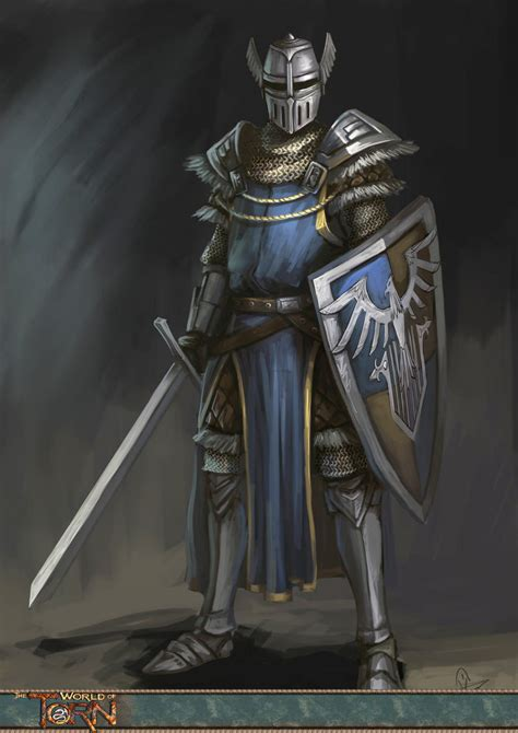 The Knights Of The Bragar Barony By Yanzi5 On Deviantart