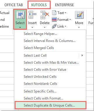 how to extract unique values based criteria in excel