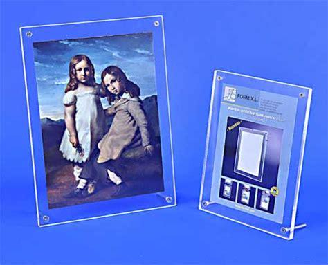 cadre photo transparent